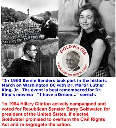 Hillary Clinton On Barry Goldwater - Yahoo Image Search Results
