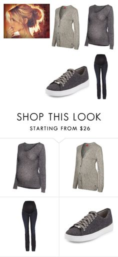 """""""Untitled #12010"""" by iamdreamchaser ❤ liked on Polyvore featuring H&M, ESPRIT, Citizens of Humanity and MICHAEL Michael Kors"""