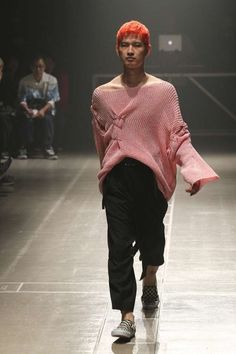 Male Fashion Trends: sulvam Spring-Summer 2017 - Tokyo Fashion Week Tokyo Fashion, Male Fashion, Fashion Trends, Runway, Normcore, Spring Summer, Design, Style, Men Fashion