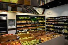 fruit supermarket. supermarket design. отдел фрукты-овощи в супермаркете. дизайн супермаркетов