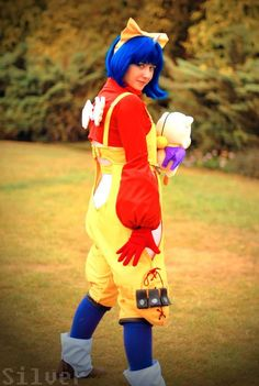 Moonlily Cosplay as Eiko (Final Fantasy IX) - Photo by Silver