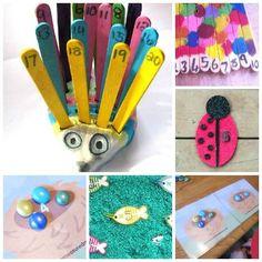 10 Number Learning Activities for Preschoolers