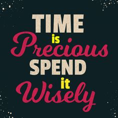Inspirational quotes saying time is precious spend it wisely Premium Vector Anime Motivational Quotes, Bio Quotes, Swag Quotes, Inspirational Quotes About Success, Joker Quotes, Strong Quotes, Positive Quotes, Funny Attitude Quotes, Reflection Quotes