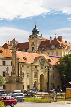 Valtice zamek Czech republic