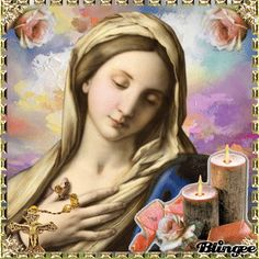 HOLY MARY . . . by Piedad5007