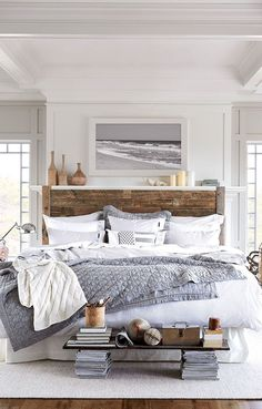 Awesome 38 The Best Modern Farmhouse Style Ideas For Your Bedroom Design