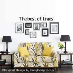 sitting room art