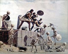 Ray Harryhausen Jason and the Argonauts
