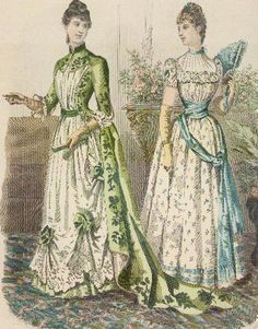 Really great article about Victorian dress etiquette                                                                                                                                                                                 More