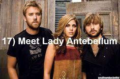 Meet Lady Antebellum