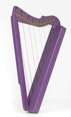 Purple Harp