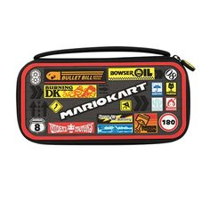Nintendo® Switch Deluxe Mario Kart Edition Console Case : Target