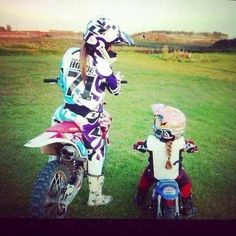 This will be me and our baby girl <3