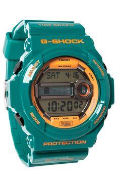 Casio G-shock Camouflage Digital GLX-150B-3 Watch (New with Tags)