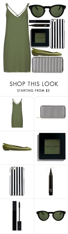 """""""Ready For War"""" by egordon2 ❤ liked on Polyvore featuring Topshop, New Look, Kartell, Bobbi Brown Cosmetics, MICHAEL Michael Kors, Gucci, CÉLINE, topsets, topset and EGTopSets"""