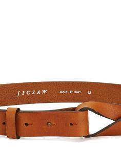 Ladies' Belts   Luxury Leather Belts   Jigsaw