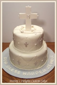 first communion cakes boy - Google Search