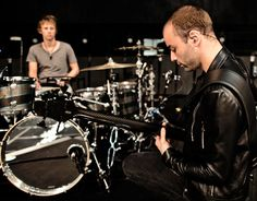 """MUSE: """"THE 2ND LAW TOUR""""_ 2012 - REHEARSALS - London, United Kingdom"""