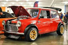 Classic Mini Cooper Performance, Accessories and Tunner Parts. We Also carry a full line of A-Series Parts for your Morris, Sprite or Spridget. Mini Cooper S, Cooper Car, Classic Mini, Classic Cars, Jaguar, Mini Morris, Minis, Automobile, Morris Minor