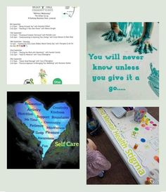 Mental Health Activities, Green Ribbon, Clinic, Mindfulness, Creative, Kids, Young Children, Boys, Children