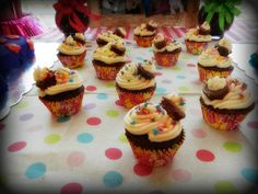 Gave me idea! Stacker cupcakes. Mini cupcake on top of normal size cupcake
