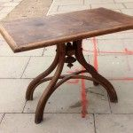 1920's cafe table from Fandango Interiors