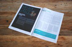 Capital Chronicle by Jonti Griffin, via Behance
