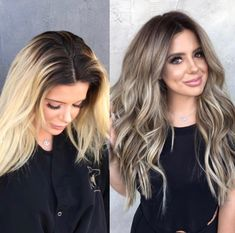 Golden Blonde Balayage for Straight Hair - Honey Blonde Hair Inspiration - The Trending Hairstyle Ash Blonde Hair, Balayage Hair Blonde, Golden Blonde, Reverse Balayage, Brown Hair Platinum Highlights, Blonde Hair Purple Shampoo, Best Purple Shampoo Blondes, Grown Out Blonde Hair, Best Blonde Shampoo