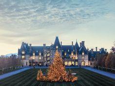 Biltmore Estate, 1 Lodge St, Asheville, NC 28803 - page: 1 #mansion #dreamhome…