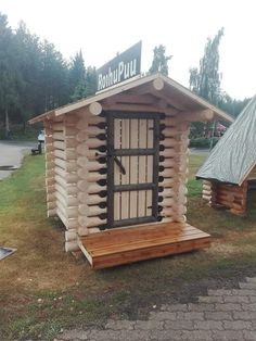 Gazebo, Outdoor Structures, Cabin, House Styles, Home Decor, Kiosk, Decoration Home, Room Decor, Cottage