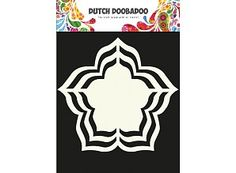 Niederländisch Doobadoo Holländische Kunst-Form Rose
