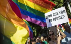 Pin for Later: Around the World With the Week's Best Photos Feeling Proud In Nicosia, Cyprus, people gathered for the first-ever gay pride parade.