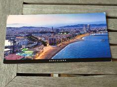 Kaart uit Barcelona