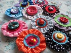 buttons brooches#buttons crafts