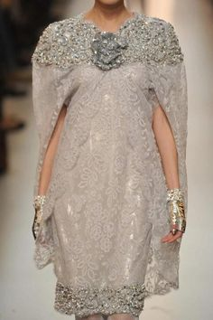 little bit of bling love on a dress