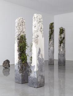 Terraforms by Jamie North.