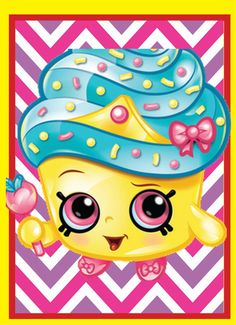 Instant Download Shopkins poster Shopkins Birthday by alisprint
