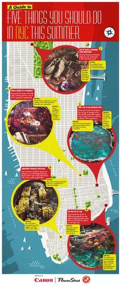 #NYC things you shoul do