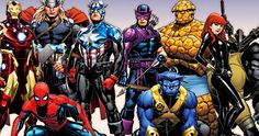 Marvel Already Has Movie Plans for 'X-Men' & 'Fantastic Four'? -- Marvel boss Kevin Feige says the studio has contingency plans for titles they may get the rights back to in the future. -- http://movieweb.com/x-men-fantastic-four-movie-marvel-studios-plans/