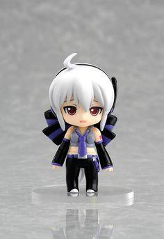 Rare! Good Smile Vocaloid Nendoroid Petit #01 Yowane Haku Figure