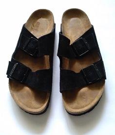 cbbfbe9fa Birkenstock Black Buckle Women's Sandals Sz EUR 37 (US 6.5) #Birkenstock # Sandals #Casual