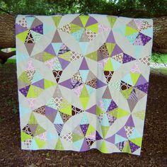 Kaleidoscope Quilt-Along