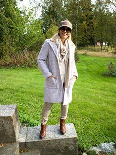 Coat In Wear