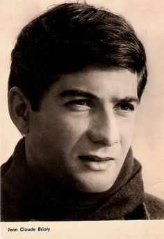 Jean-Claude Brialy (1933-2007) French New Wave, Star Wars, Portraits, Jolie Photo, Old Hollywood, Movie Stars, Actors & Actresses, Famous People, Handsome