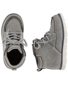 8b33a77b82a211 OshKosh Dress Boots Toddler Boy Shoes