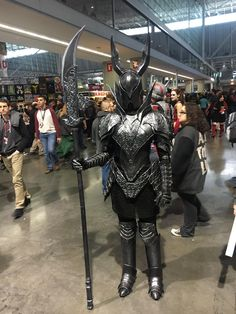 Dark Souls Cosplay at Pax East 2017 http://ift.tt/2mMWT1r