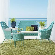Vogue Outdoor Furniture Collection