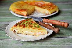 Krumplis lepény Cake Cookies, Camembert Cheese, Dairy, Dinner, Cooking, Breakfast, Recipes, Food, Dining