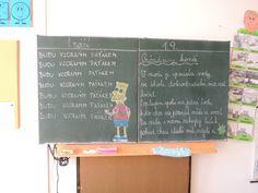 Prázdniny končí a začíná 5. třída... First Day Of School, Chalkboard Quotes, Letter Board, Art Quotes, Lettering, Teaching, Education, First Day Of Class, First Day School