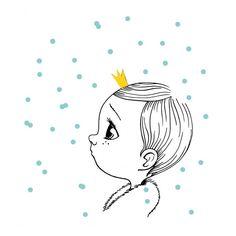 Sticker infantil o meu pequeno rei
